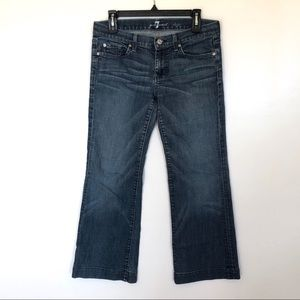 7 For All Mankind Jeans - 7FAM Dojo Jeans with Studs